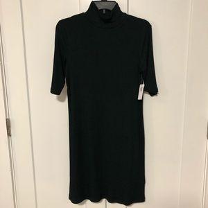 NWT Old Navy Mock Turtleneck Dress Size S